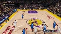 All-Time Tissot Jornada 3 Los Angeles Lakers (Jorge Gallardo) - Oklahoma City Thunder (Sergiram).