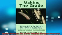 Making The Grade: The A-B-Cs Of Rating New Home Customers