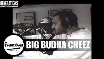 Big Budha Cheez - Freestyle (Live des studios de Generations)
