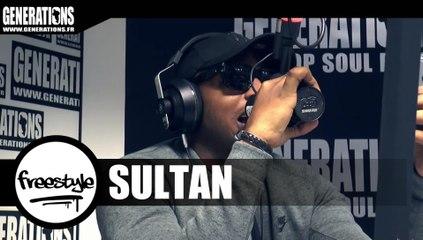 Sultan - Freestyle #CAR (Live des studios de Generations)