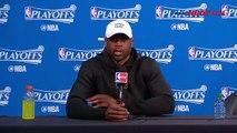 Dwyane Wade Postgame Interview - Heat vs Raptors - Game 7 - May 15, 2016 - 2016 NBA Playoffs