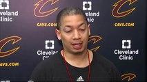 Tyronn Lue's Reaction to Facing Raptors in ECF - Raptors vs Cavaliers - Game 1 - 2016 NBA Playoffs