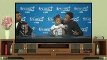 NBA Highlights 2016   Kyle Lowry & DeMar DeRozan Postgame Interview   Pacers vs Raptors   Game 5  