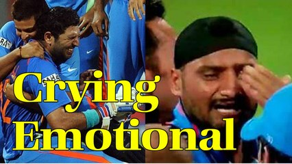 Crying And Emotional Players Cricket All Time By Cricket World