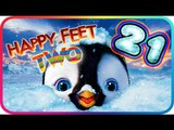 Happy Feet Two Walkthrough Part 21 (PS3, X360, Wii) ♫ Movie Game ♪ Level 53 - 54 (Ending)