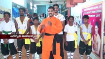Kung-fu -19 Self-Defense Training Techniques India Girls Defense Tricks