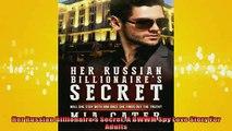 Free PDF Downlaod  Her Russian Billionaires Secret A BWWM Spy Love Story For Adults  FREE BOOOK ONLINE