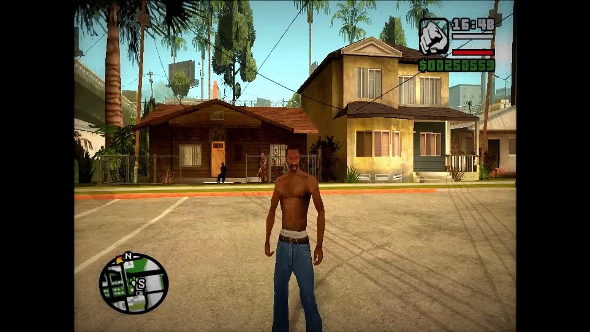 Gta San Andreas ped ifp cleo mod [GTA IV]