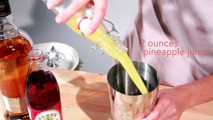 How to make Planter's Punch