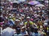"""50 mil personas asistieron al concierto """"Ecuador Aquí Estoy"""""""