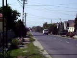 2007.05.24. Sopron Esetkocsi vonul Szombathelyre  -  112cars Team video