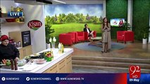 See What Happened When Meera Came on Morning Show