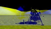 Apollo 17: Last Words on the Moon - Orbiter Space Fight Simulator