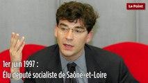 En images : La carrière politique d'Arnaud Montebourg