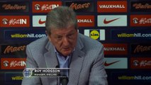 "Angleterre - Hodgson : ""Comme Leicester, il faut rêver"""