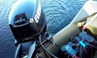 EVINRUDE E-TEC G2 - Review- The Boat Show - video dailymotion
