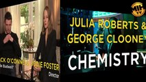 Jodie Foster on George Clooney and Julia Roberts' Chemistry
