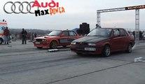 BMW 325 IX Turbo Vs. Alfa Romeo 155 Turbo