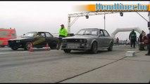 BMW E30 Turbo Vs. B,W E30 325 Turbo