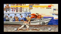 Virtual Console: Super Street Fighter II Turbo (SNES) - Ryu v. Ken