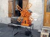 Moulin MiniBois Il fonctionne avec des piles ou sur le secteur