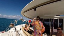 Antigua Catamaran Sailing