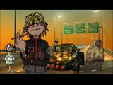 Gorillaz 19-2000 (Animated Text)
