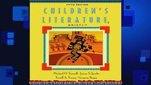 FREE PDF  Childrens Literature Briefly 5th Edition READ ONLINE