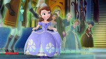 Sofia The First - Ghostly Gala - Ghostly Guests! - Disney Junior UK HD