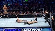 Cesaro & Sami Zayn vs. Kevin Owens & The Miz: SmackDown, May 12, 2016