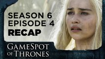 Book of the Stranger: Season 6 Episode 4 Reaction - GameSpot of Thrones