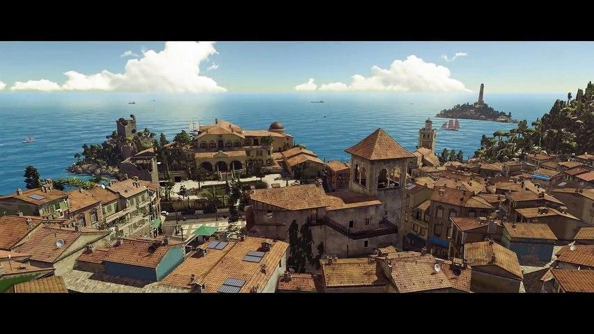 HITMAN | Sapienza Launch Trailer | PS4
