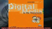 READ book  Digital Media in the Classroom Digital Media Academy Series Full EBook