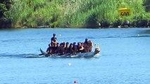 Canadian Dragon Boat Championships 2014 ★ Race 31 ★ Waterloo Paddling Club, 22 DRAGONS, Western Drag