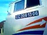 CC 206 06 & CC 206 08 pulang ke YK (26 Maret 2013)
