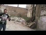 SYRIE 26/03/12: vivez les bombardements à Homs comme si vous y étiez. SOUS-TITRES FRANCAIS