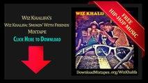 Wiz Khalifa - Flatline Ft. Masspike Miles - Wiz Khalifa: Smokin' With Friends Mixtape