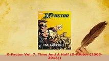 PDF  XFactor Vol 7 Time And A Half XFactor 20052013 Ebook