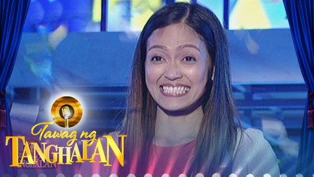Tawag ng Tanghalan: Rosalyn Lagunsay gets the golden microphone!