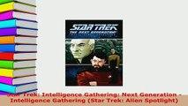 PDF  Star Trek Intelligence Gathering Next Generation  Intelligence Gathering Star Trek Free Books