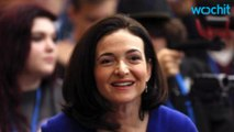 Sheryl Sandberg Makes Emotional College Commencement Speech