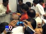 Union HRD Minister Smriti Irani Inaugurates School in Anand - Tv9 Gujarati