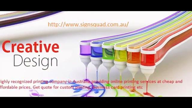 Cheap Printing, Custom Printing, Online Printing Services