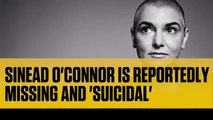 Sinead O Connor Missing? Sinead O Connor Dead? Sinead O'Connor Is Reportedly Missing & Suicidal 2016