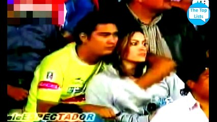 Top 5 Romantic Moments in Cricket History Ever - Top Lists