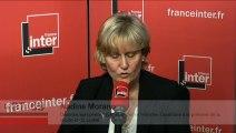 L'invité de 7h50 : Nadine Morano répond aux questions de Léa Salamé
