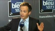 Pierre-Yves Bournazel (LR) invité politique de France Bleu 107.1