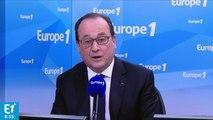 François Hollande, pédagogue d'un jour sur Europe 1