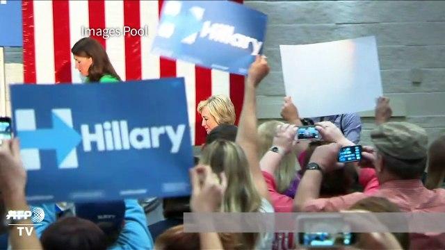 Kentucky: Clinton tente de séduire la classe ouvrière blanche
