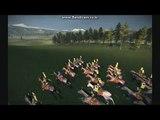 쇼군토탈워2 - 평야의 전투 Total war:shogun 2 - Battle of the Plains